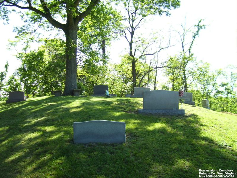 West Virginia Cemetery Preservation Association: Bowles